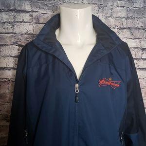 Budweiser Port Authority Jacket, Large